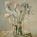 2011 White Iris24x 32 cmSOLD