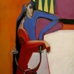 1989 Jonathan200 x 200cmSOLD
