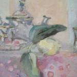 2005 Moroccan Tea Pot Bl/br>24x 32 cm $650