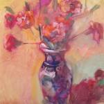 2008 Delft Carnations21x 30 cm $650