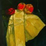 2011 Apples45 x 50 cm $900