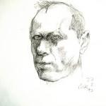 1996 Self portrait60x85cmNFS