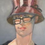 2005 Julie detail/br>50 x 40cmSOLD