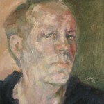 2005 Self Portrait30 x 40cmNFS