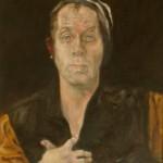 2005 Self Portrait40 x 48cmSOLD