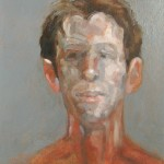 2008 Portrait study Mark30x35cmSOLD