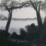 2011 Wannsee 440x40cm SOLD