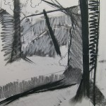 2011 Wannsee 240x40cm SOLD