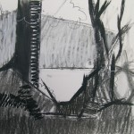 2011 Wannsee 140x40cm SOLD